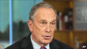 Michael Bloomberg on Meet the Press