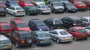 Generic car park