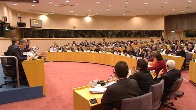 MEPs debate the budget