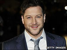 X Factor winner Matt Cardle from Little Mapletstead