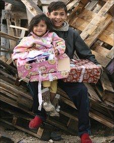 Operation Christmas.Bbc Gloucestershire Shoeboxes For Operation Christmas Child