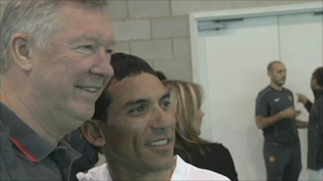Sir Alex Ferguson and the Chilean miners