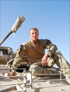 Cpl Chris Harris