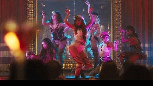 Christina Aguilera Age In Burlesque >> BBC - Burlesque scene prepares to come of age