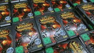 Cataclysm on sale in game store, Getty