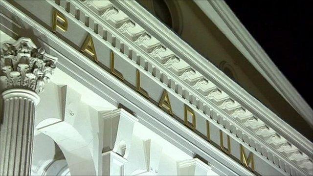 Palladium reaches centenary