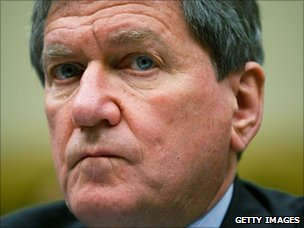 Richard Holbrooke in May 2009