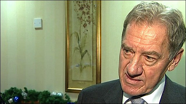 Sheffield Wednesday owner Milan Mandaric