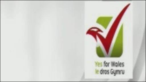 Logo Ie Dros Gymru