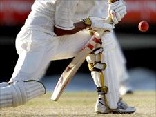 Generic cricket graphic