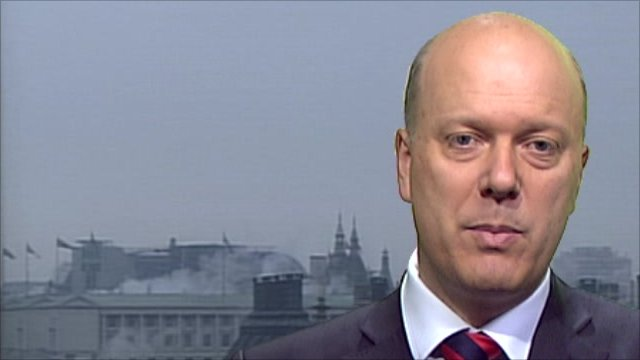 Chris Grayling, Employment Minister