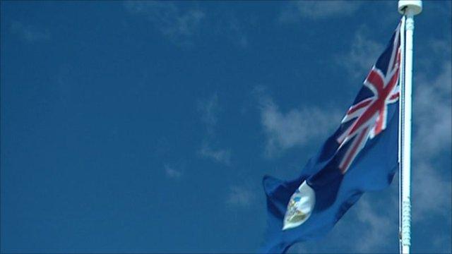 Falklands flag