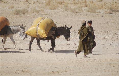 Pobl Afghanistan
