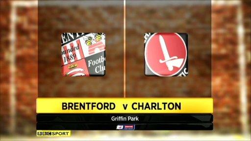 Brentford 0-0 Charlton
