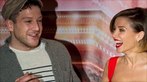 X Factor winner Matt Cardle!