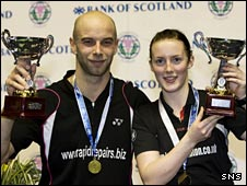Robert Blair and Imogen Bankier