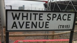 White Space Avenue