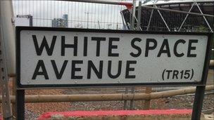 White Space Avenue