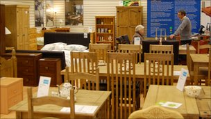 Noah furniture store
