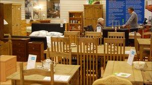 Noah furniture store