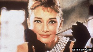 Audrey Hepburn in Breakfast at Tiffany&#039;s