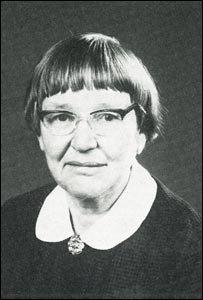 Dr Rachel Bromwich