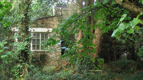 Lobb's cottage today