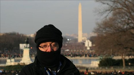 Kevin Connolly in Washington