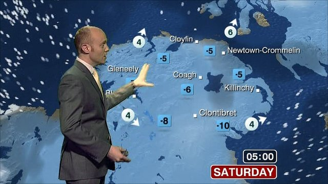 bbc news latest weather forecast for northern ireland. Black Bedroom Furniture Sets. Home Design Ideas