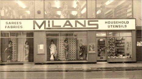 Milans in 1975