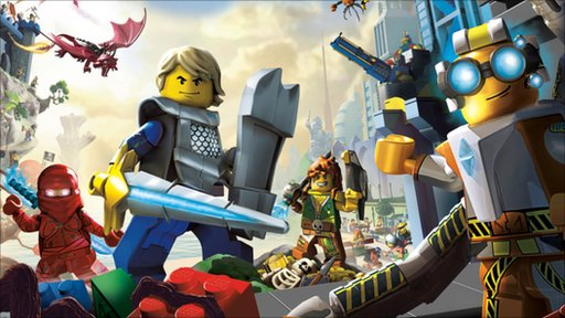 Lego Universe image