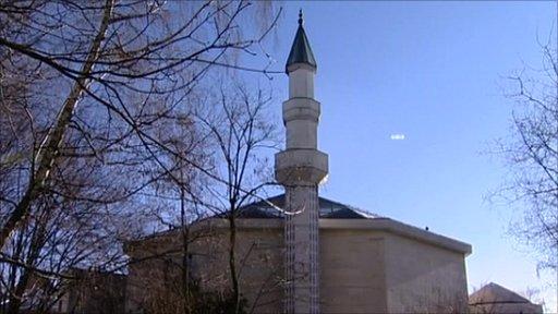 Geneva mosque