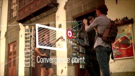 3D camera demonstrations