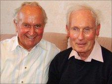Keith Matheson and Gordon Stephens