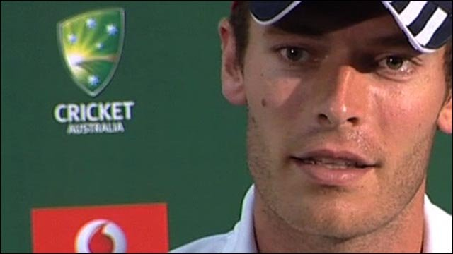 Tremlett searches for positives