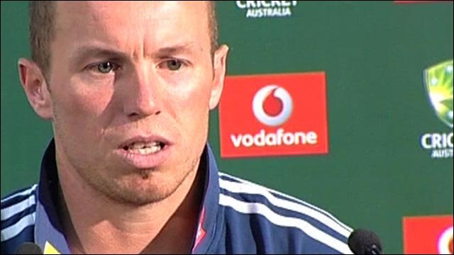 Australia back in Ashes - Siddle
