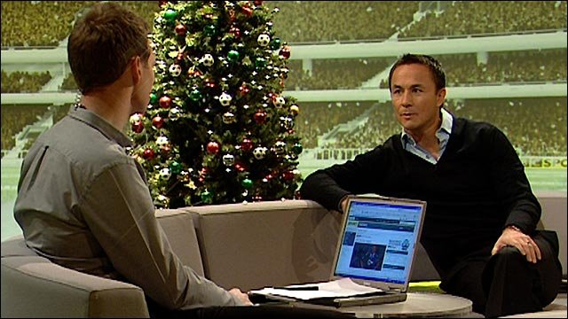 Football Focus Forum - Dennis Wise