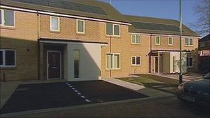 New council homes