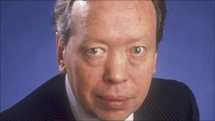 Anthony Howard in 2001