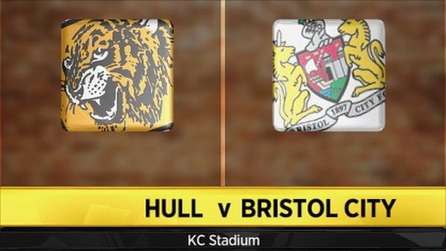 Hull v Bristol City
