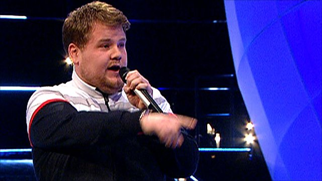 Smithy, played by James Corden