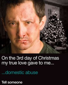 domestic abuse expected to rise in surrey at christmas