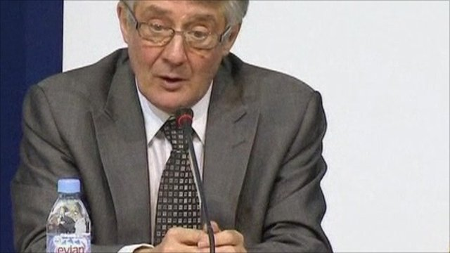 Tony Lloyd of the OSCE