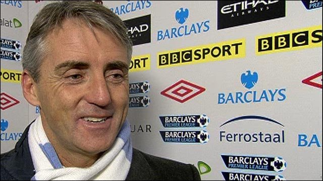 Important to end Tevez row - Mancini