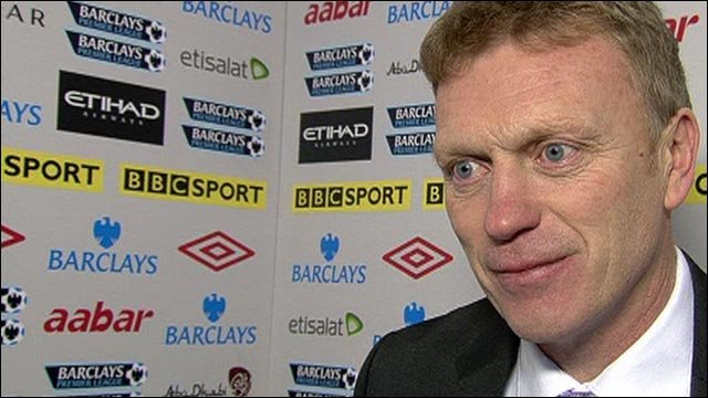 Moyes hails Everton 'dream goal'