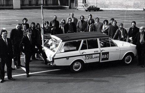 BBC Radio Cleveland publicity picture