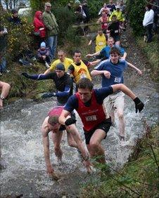 St Johns Fell Race 2010