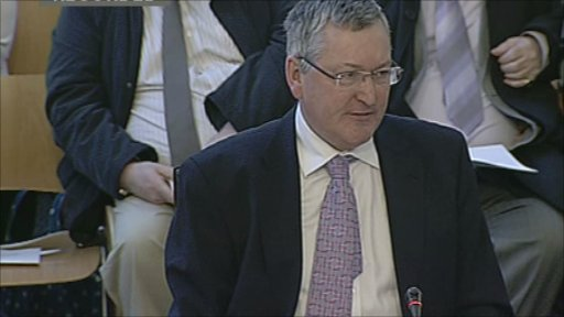 Communities Minister Fergus Ewing
