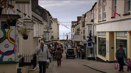 A UK High Street