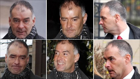 Tommy Sheridan, pictured during his perjury trial